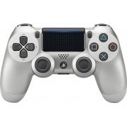 DualShock 4 Wireless Controller (Silver) (US)