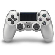 New DualShock 4 CUH-ZCT2 Series (Silver) (Asia)