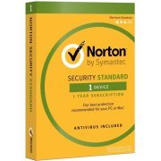 Norton Security 2017, 1 Year, 1 PC (Europe)