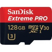 SanDisk Extreme PRO microSDHC 128GB 95MB/s, UHS-I U3/Class 10
