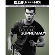 The Bourne Supremacy [4K Ultra HD Blu-ray] (US)