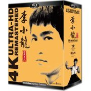 Bruce Lee Legendary Collection [Remastered In 4K] (Hong Kong)