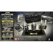 For Honor [Collector's Edition] (English & Chinese Subs) (Asia)