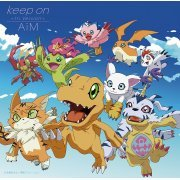 Keep On - Tri.Version (Digimon Adventure Tri. 4: Loss Outro Theme) [CD+DVD] (Japan)