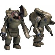 Maschinen Krieger Series MK-01 1/35 Scale Model Kit: Raptor & Rapoon (Japan)