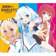1000 Smile!! [CD+DVD Limited Edition] (Japan)