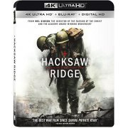 Hacksaw Ridge [4K Ultra HD Blu-ray] (US)