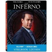 Inferno (2-Disc) (Tom Hanks Steelbook) (Hong Kong)