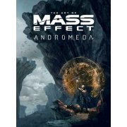 The Art of Mass Effect: Andromeda (Hardcover) (US)