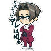 CAPCOM x B-SIDE Label Ace Attorney Sticker: Mitsurugi B (Japan)