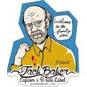 CAPCOM x B-SIDE Label Biohazard 7 Sticker: Jack (Japan)