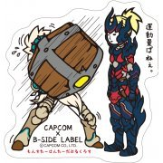CAPCOM x B-SIDE Label Monster Hunter XX Sticker: Renkin Style (Japan)