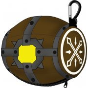 Monster Hunter XX Pouch with Carabiner: Maka Renkin Barrel (Japan)
