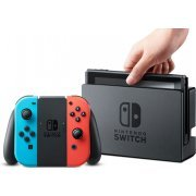 Nintendo Switch (Neon Red/Blue) (Australia)