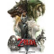 The Legend of Zelda: Twilight Princess HD Original Soundtrack (Japan)