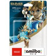 amiibo The Legend of Zelda: Breath of the Wild Series Figure (Link: Archer) (Japan)