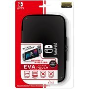 EVA Pouch for Nintendo Switch (Black) (Japan)