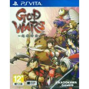 God Wars: Toki wo Koete (Chinese Subs) (Asia)