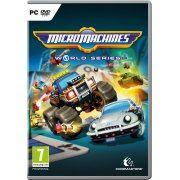 Micro Machines World Series (Europe)