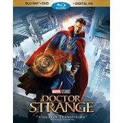 Marvel's Doctor Strange [Blu-ray+DVD+Digital HD] (US)