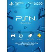 PSN Card 200 NOK | Playstation Network Norway digital (Norway)