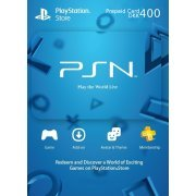 PSN Card 400 DKK | Playstation Network Denmark digital (Denmark)
