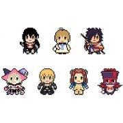 Rubber Strap Collection Tales of Berseria Dot Picture Ver. (Set of 8 pieces) (Japan)
