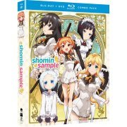 Shomin Sample: The Complete Series [Blu-ray+DVD] (US)