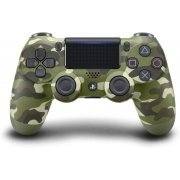New DualShock 4 CUH-ZCT2 Series (Green Camouflage) (Asia)