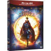Doctor Strange 3D+2D (2-Dics) (Hong Kong)