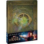 Doctor Strange 3D+2D (2-Dics) (Steelbook) (Hong Kong)