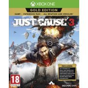 Just Cause 3: Gold Edition (Europe)