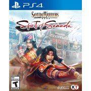 Samurai Warriors: Spirit of Sanada (US)