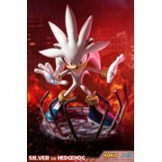 Sonic the Hedgehog Statue: Silver the Hedgehog (US)