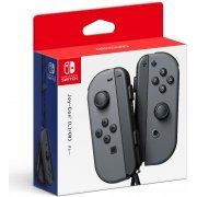 Nintendo Switch Joy-Con Controllers (Gray) (Asia)