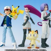 S.H.Figuarts Pokemon: Satoshi & Team Rocket (Limited Edition) (Asia)