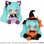 Vocaloid Plush: Hatsune Miku Halloween Ver. (Set of 2) (Japan)