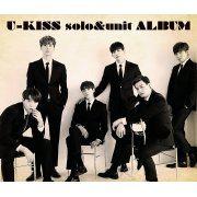 U-Kiss Solo And Unit Album [CD+2DVD] (Japan)