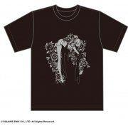 Nier T-shirt Black (Kaine) (Free Size/ M/ L) (Japan)
