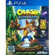 Crash Bandicoot N. Sane Trilogy (English & Japanese Subs) (Asia)