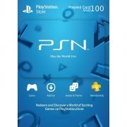 Playstation Network Card 100 SGD | Singapore Account (Singapore)