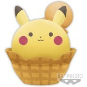 Pokemon Tea Party Big Plush: Chill Ice Cream (Asia)