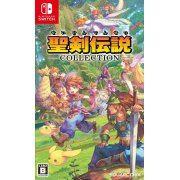 Seiken Densetsu Collection (Japan)