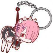 Re:Zero kara Hajimeru Isekai Seikatsu Tsumamare Keychain: Ram (Re-run) (Japan)