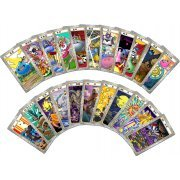 Dragon Quest X Tarot Card (Japan)