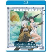 Is It Wrong To Pick Up Girls In A Dungeon? (US)