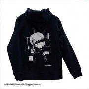 Nier Automata Hoodie (9S) Navy (Japan)