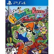 PaRappa The Rapper (English) (Asia)