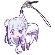 Re:Zero kara Hajimeru Isekai Seikatsu Tsumamare Strap: Emilia (Re-run) (Japan)