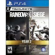 Tom Clancy's Rainbow Six Siege [Year 2 HK SDU Special Edition] (English & Chinese Subs) (Asia)